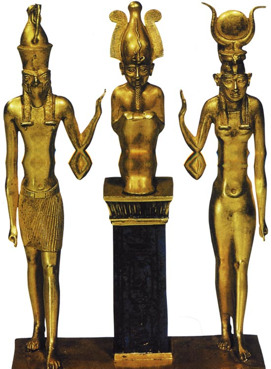 Древние боги Египта